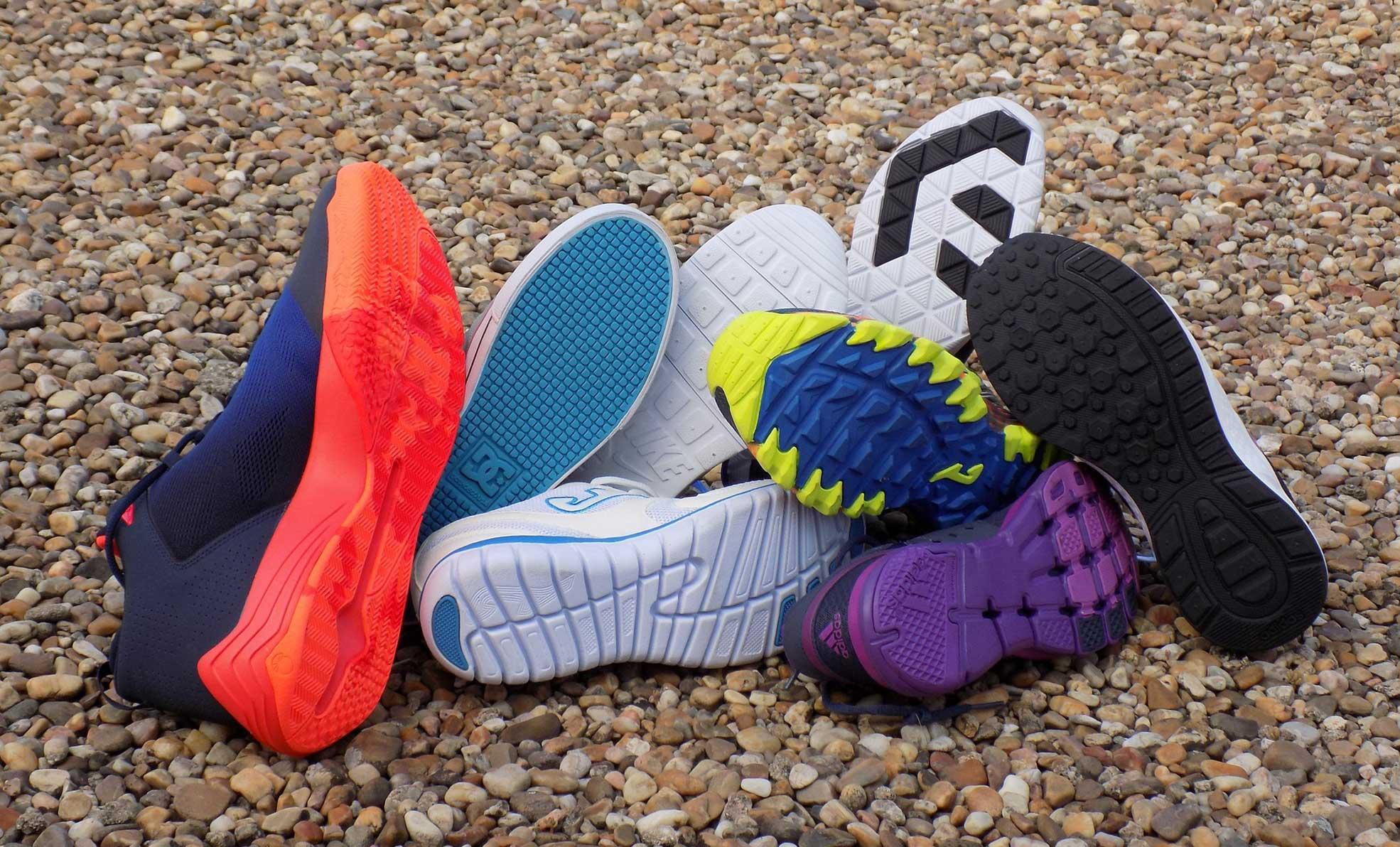 imagen blog FaWellness | Elige bien tus zapatillas para hacer deporte, guapas sí, pero mejor confortables