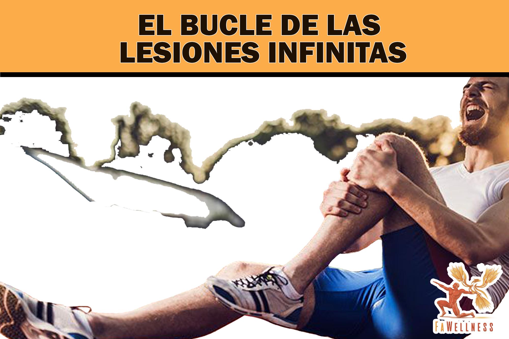 imagen blog FaWellness | EL BUCLE DE LAS LESIONES INFINITAS