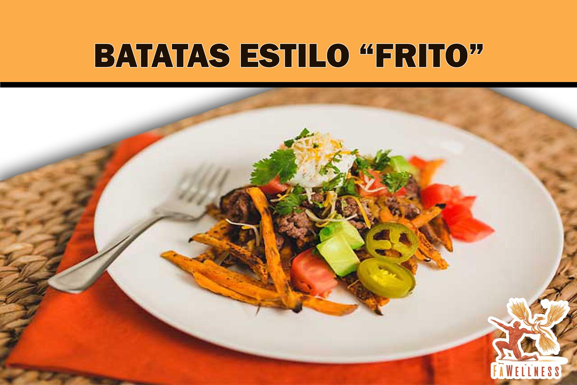imagen blog FaWellness   Batatas Estilo Frito