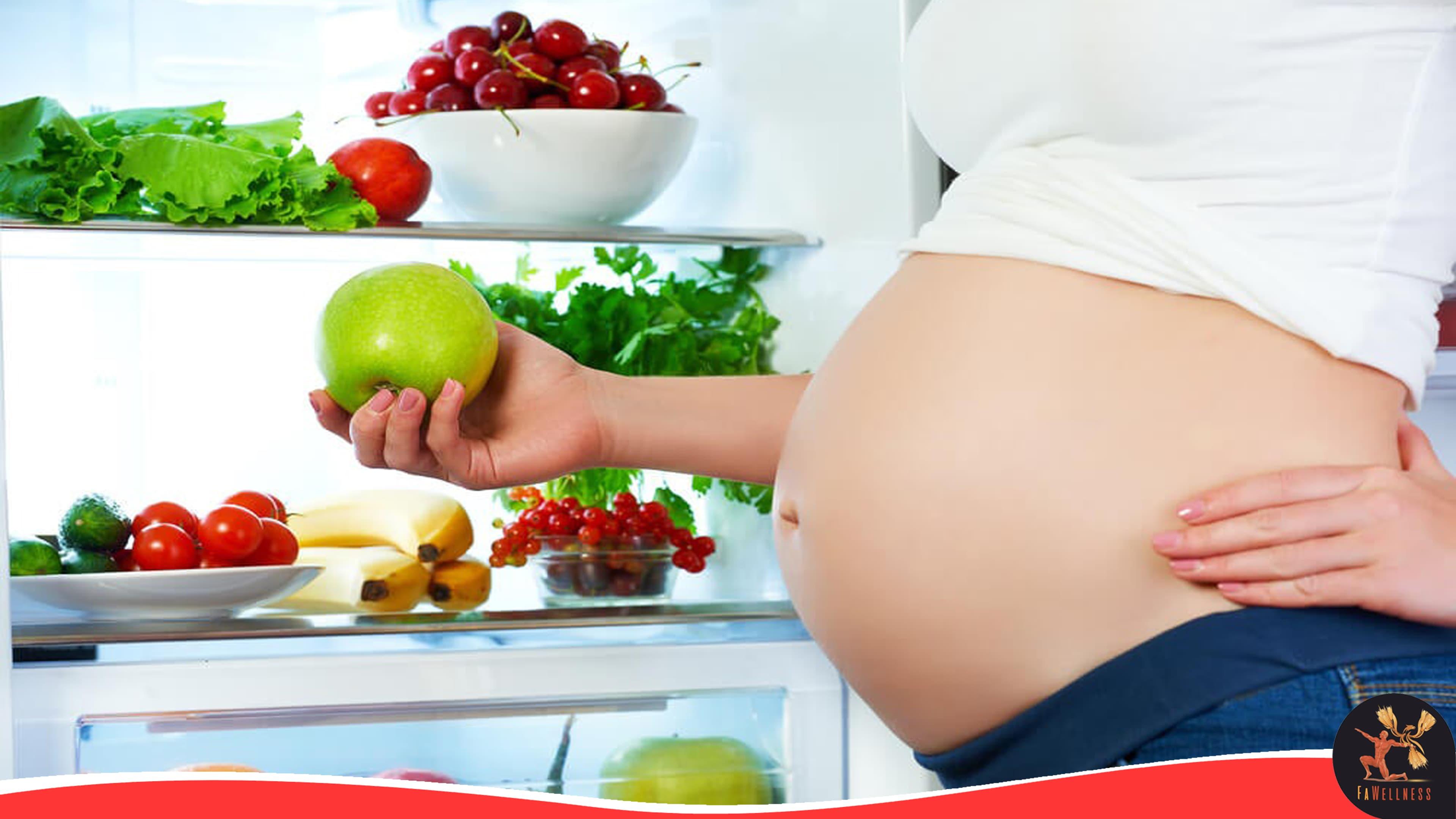 imagen blog FaWellness | Cómo conseguir una alimentación saludable durante el embarazo
